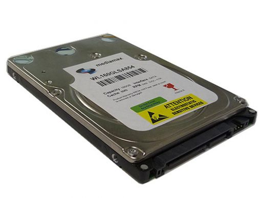 hp notebook harddisk