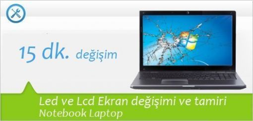 hp lcd ve led ekran